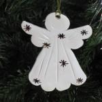 engel i keramik